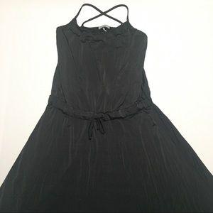 James Perse • NWT black dress